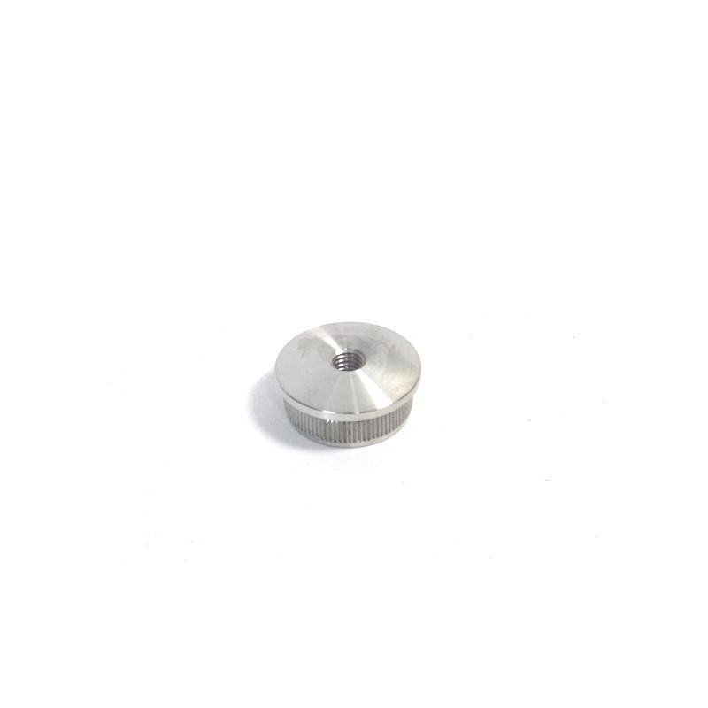 Rohrstopfen für Ø 33,7mm M8