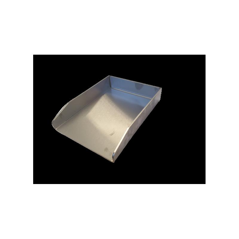 Edelstahl Plancha Grillplatte