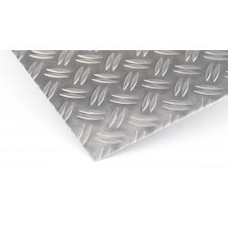 Aluminium Riffelblech