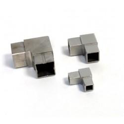 Eckverbinder für Quadratrohr