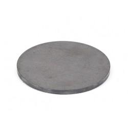 Stahlronde 6mm Materialstärke
